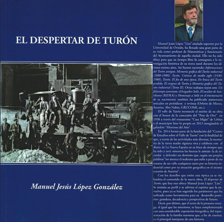 El despertar de Turón, Lito, libro