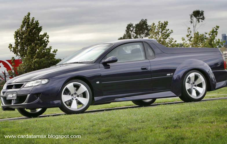 Cardatamax The Cars Database Project Forever Holden Hsv Maloo Ute