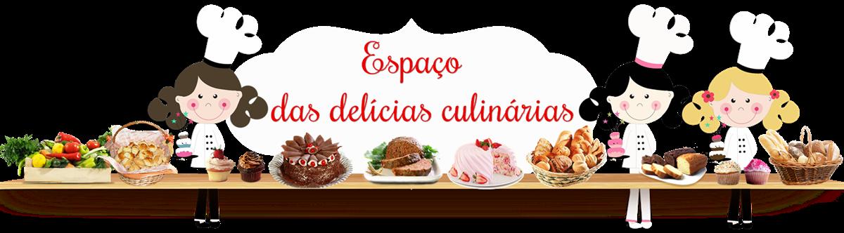 Espaço das delícias culinárias