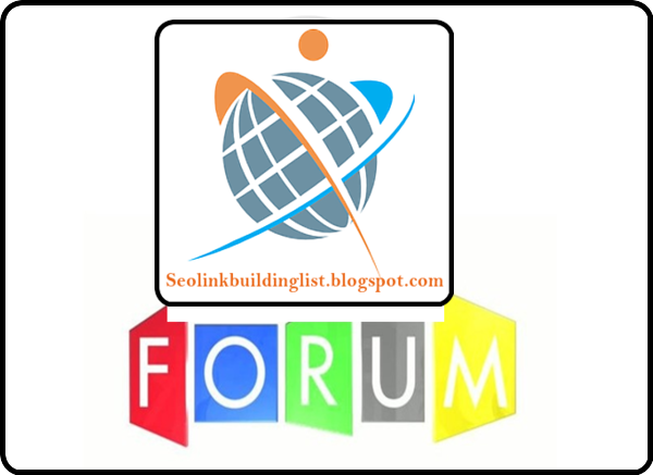 Top High PR Forum Posting Site List