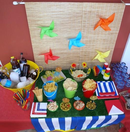 Mimosorum 7 ideas para una fiesta en la piscina pool for Fiesta de piscina