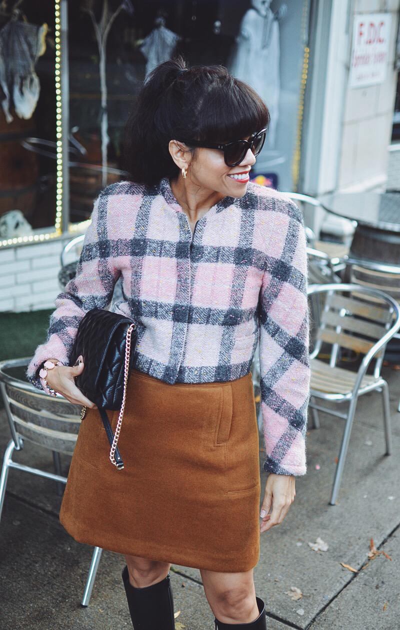 80's fashion street style
