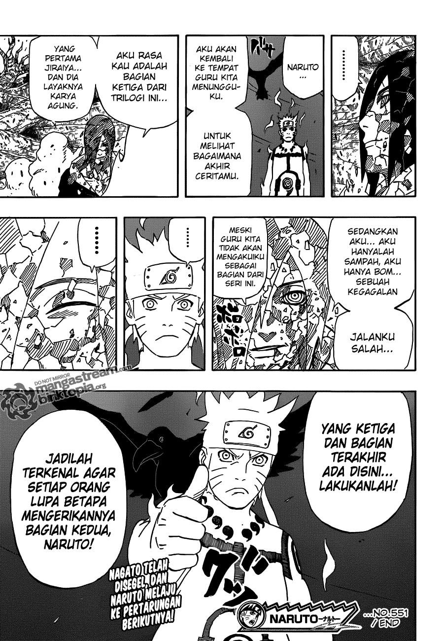Komik naruto 551 page 16