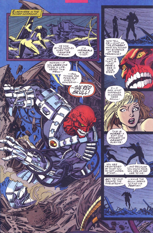 Captain America (1968) Issue #441b #395 - English 7