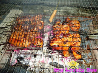barbeque ayam