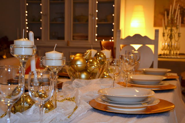 gold centerpiece http://shabbychiclife-silvia.blogspot.it