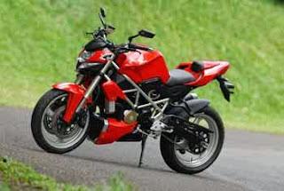 Modifikasi Tiger Tahun 2011 Merah