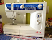 Mi querida máquina de coser.