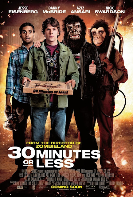 ดูหนังออนไลน์ 30 Minutes Or Less 30 นาทีแค่นี้หรือจะปล้น