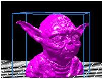 Yoda STL 3D Yazıcı