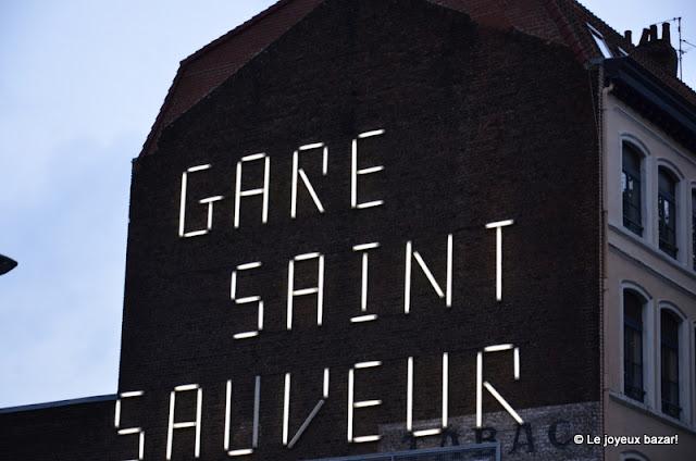 Lille Fantastic - Gare Saint Sauveur