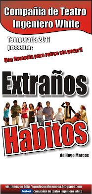 """"""" Extraños Habitos en el Teatro Municipal de Bahia Blanca!!"""""""