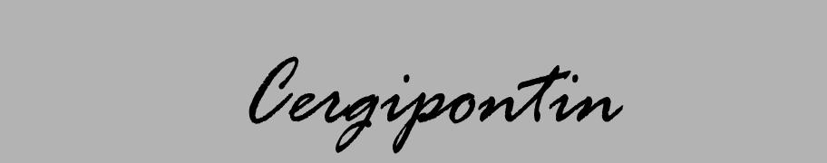 CERGIPONTIN