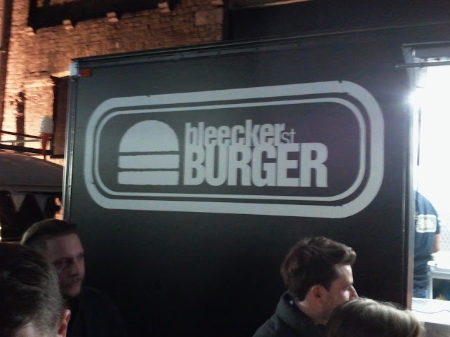 Bleecker Street Burger - The Van