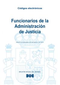 LEGISLACIÓN FUNCIONARIOS DE JUSTICIA