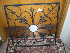 Wrought Iron Piece