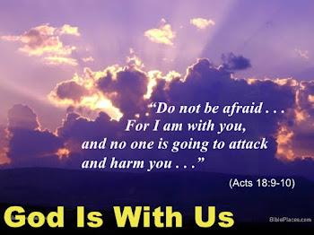 วันศุกร์ สัปดาห์ที่ 6 เทศกาลปัสกา: จงอย่ากลัว
