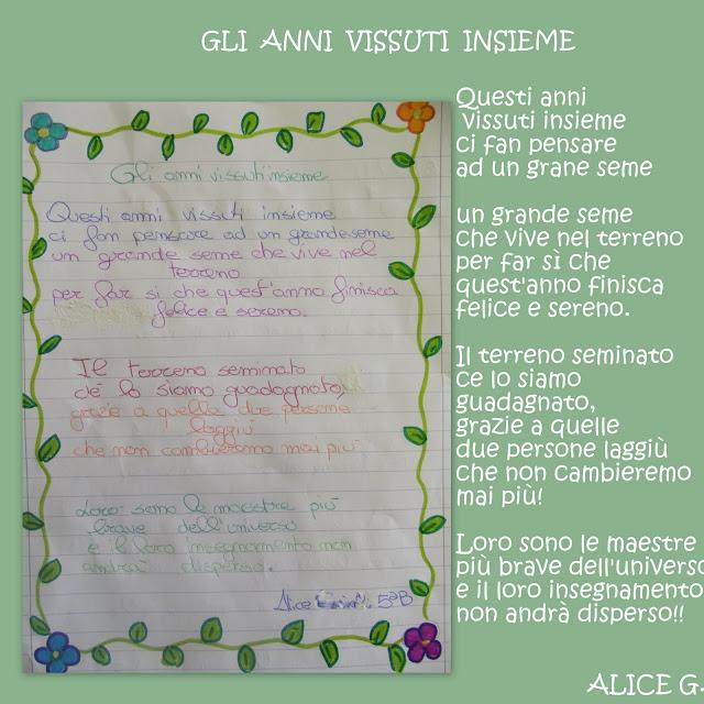 Moda rime sulla scuola ki98 pineglen - Poesie primaverili per la scuola materna ...