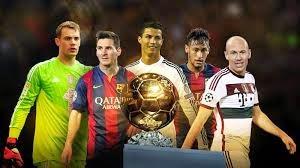 Anugerah Ballon d'Or FIFA 2014