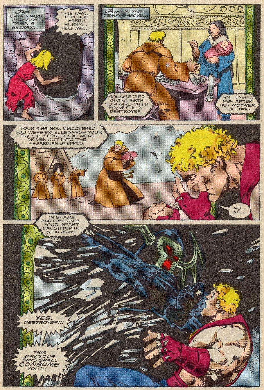 Conan the Barbarian (1970) Issue #194 #206 - English 14