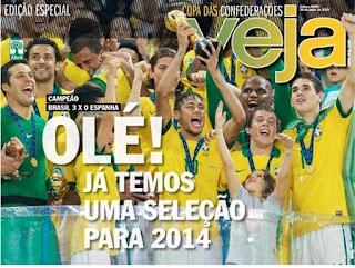 Download – Revista Veja : Edição Copa das Confederações 2013