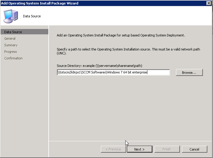 Operating system deployment boot images and distribution point - System Center Configuration Manager Blog 2013