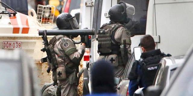 Jerman Tangkap 3 Orang Terkait Penyelidikan Serangan di Paris