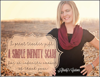 http://christyscustoms.blogspot.com/2013/12/a-great-teacher-gift-simple-infinity.html