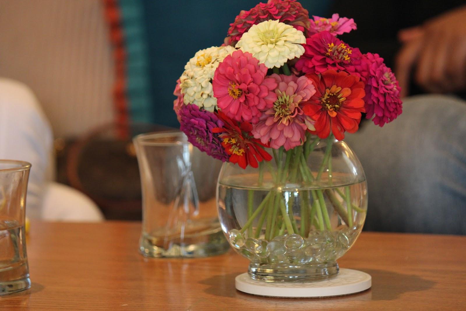 Keep Cut Flowers Fresh: Snapdragon Bouquet -