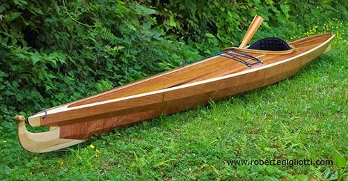 Sea Kayak - Customer Project | Itching For Fun