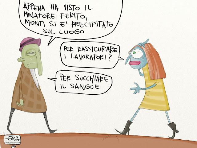 Gava satira vignette Monti