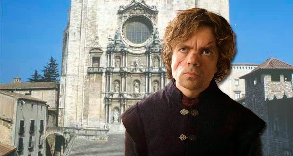 Tyrion en Girona