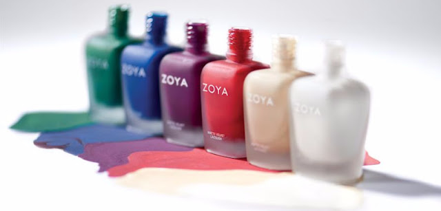 Preview: MatteVelvet Collection - Zoya