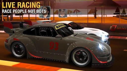 لعبة Racing Rivals