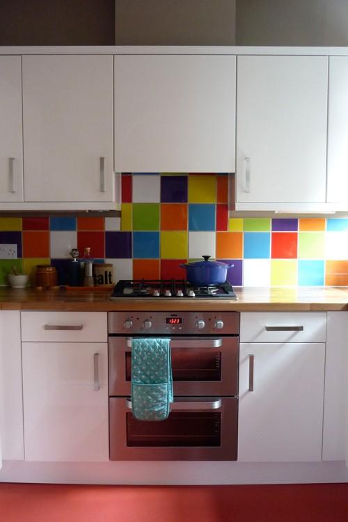 Azulejos para una cocina unica - Azulejos cocina ...