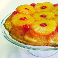 Eva Longoria's Pineapple Upside-Down Cake 11.3.11