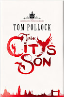 Book cover of The City's Son by Tom Pollock