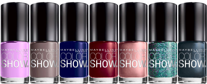 Maybelline Color Show Has Been Revamped With New Shades