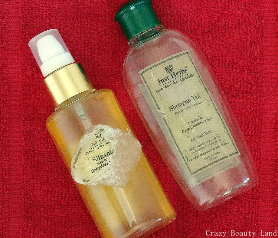 Just Herbs Silksplash Neem-Orange Rehydrant Face Wash Bhringraj Tail Review