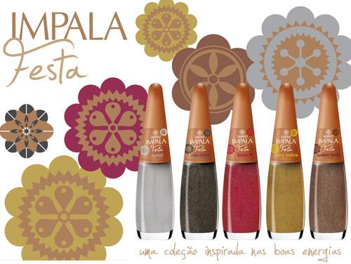 Impala colección Festa, opiniones swatch review