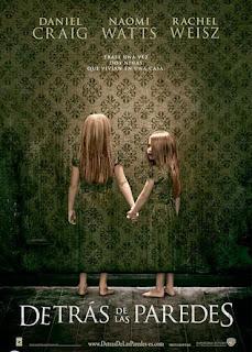 Cartel de la película Detrás de las paredes