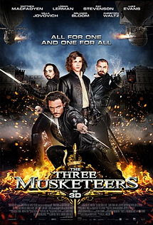 The Three Musketeers 2011 Tamil Dubbed Movie Watch Online