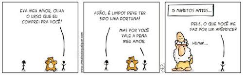 Tirinhas da Luna #39: 'Troca' | Ordem da Fênix Brasileira