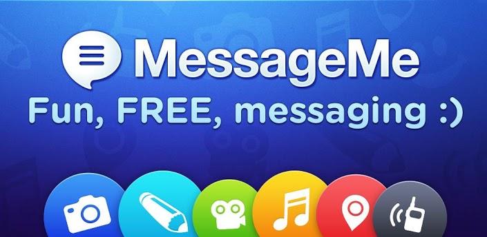 Ứng dụng chat MessageMe có 5 triệu người dùng chỉ sau 75 ngày