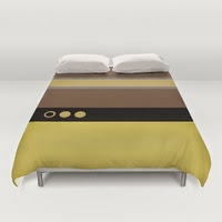 Geordie La Forge - Star Trek: The Next Generation Duvet Covers
