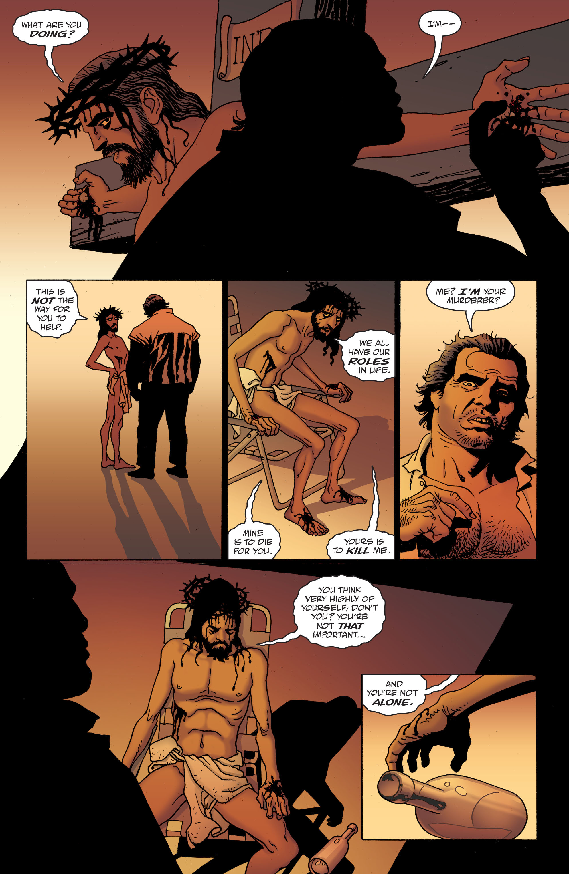 100 Bullets: Brother Lono Full Page 103