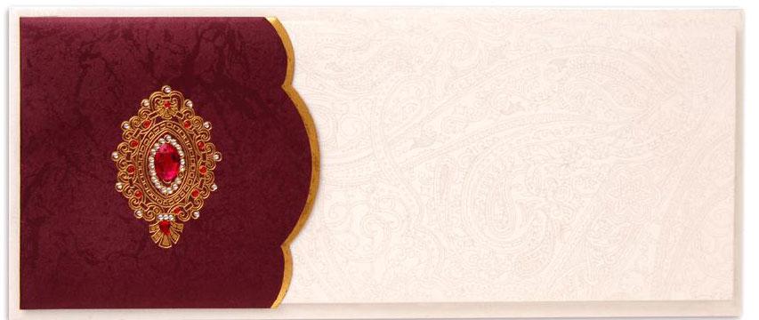 Pretty Indian Wedding Cards