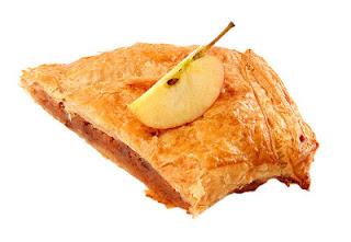 strudel de maçã receita