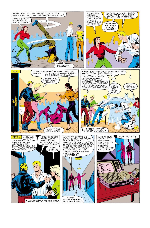 Captain America (1968) Issue #317 #245 - English 14