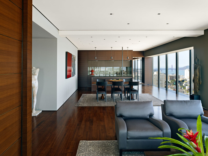 Apartment Modern Interior Decor | San Francisco | GundersonTaylor Design